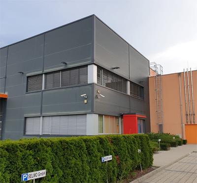 Standort Dobl Business Park von SELMO Automation im Bild
